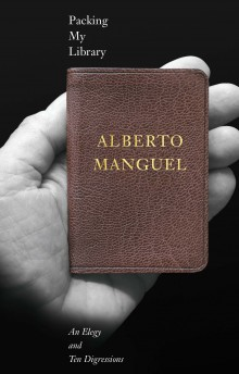 """Packing my Library"" the new work by Alberto Manguel"