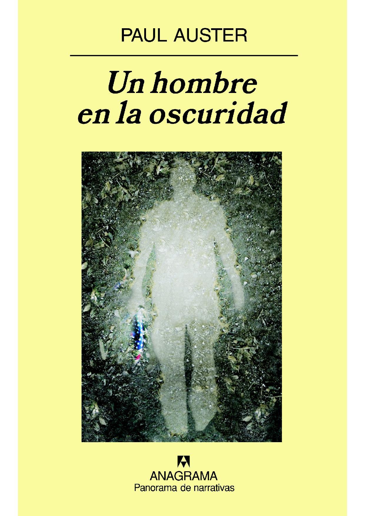 libro en la oscuridad: